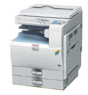 Problema stampa su Ricoh MP C2030